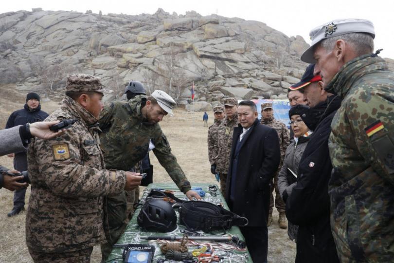БХЯ: ХБНГУ-ын цэргийн алба хаагч Монголд халдвар авсан гэдэг ташаа мэдээлэл