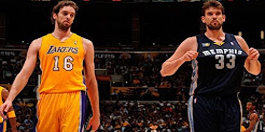 NBA-д орж тоглосон шилдэг 10 ах, дүүс