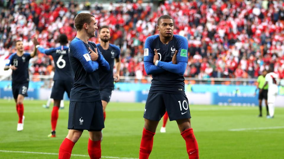 Францууд хэсгээс гарах болзлоо хангалаа