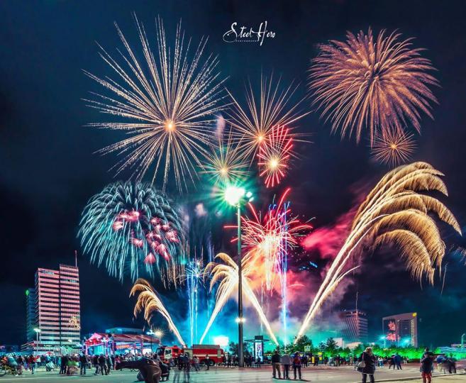 Дэлхийн улс орнууд шинэ оныг хэрхэн угтсаныг илтгэх фото