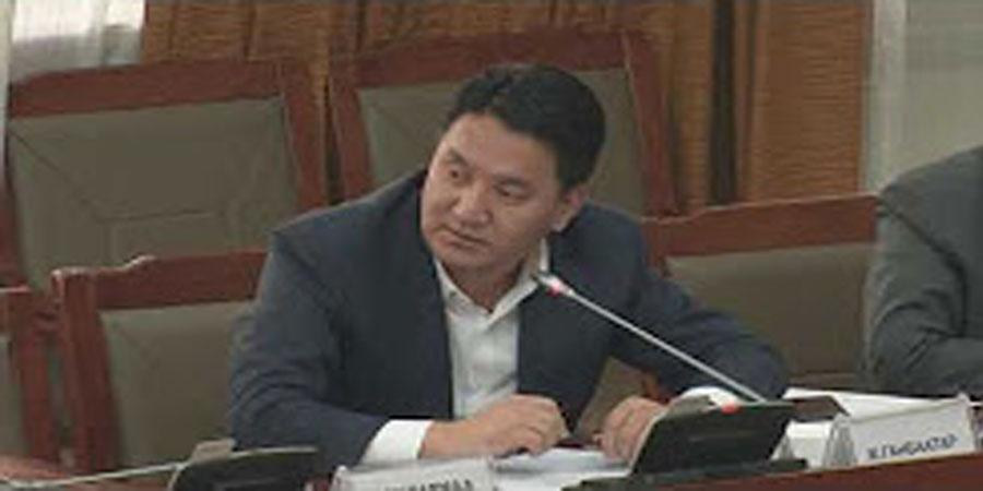 Ж.Ганбаатар: Долларын ханшийг бууруулах тал дээр Монголбанк идэвхийлэн ажиллаарай