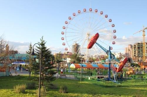 Хүүхдийн паркийг түр хааж, зарим тоглоомыг актална