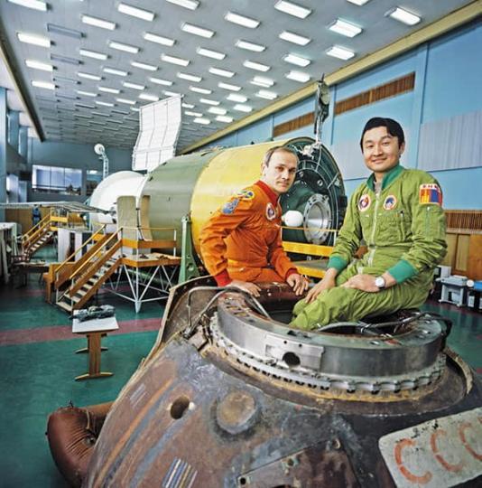 1981 оны энэ өдөр Монгол хүн анх сансарт нисч байжээ