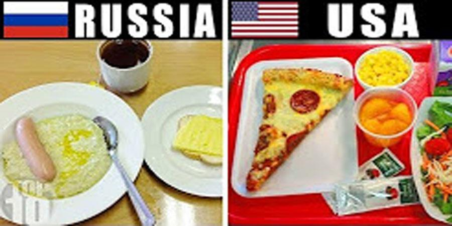 Дэлхийн улс орнуудын сургуулиуд ямар хоол өгдөг вэ