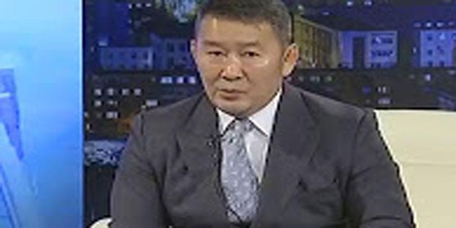 Цаг үе үзэл бодол - Монгол Улсын Ерөнхийлөгч Халтмаагийн Баттулга