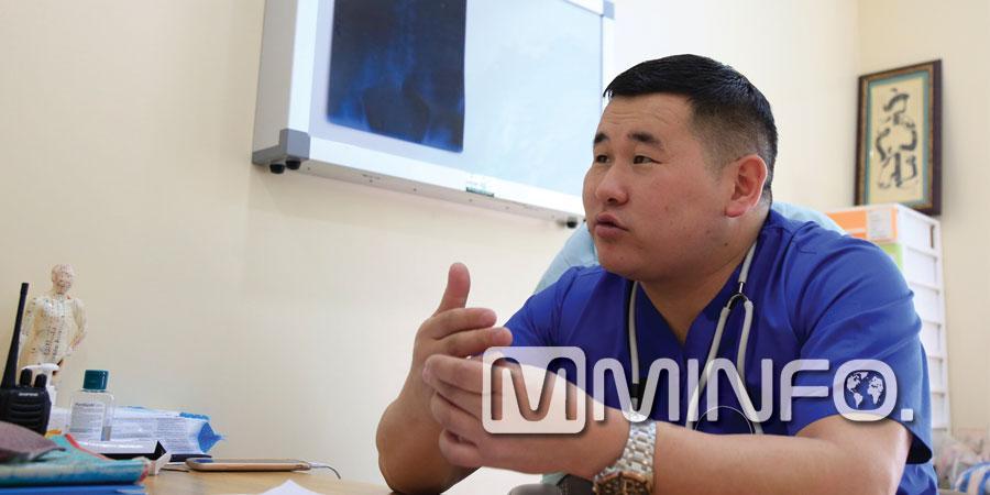 Ж.Ганзул: Эмчийн зөвлөгөөг сайн дагавал өвчлөлийг хүн өөрөө удирдах боломжтой