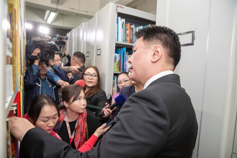 Ерөнхий сайд Төв номын сангийн шинэ барилгыг 2019 онд багтаан дуусгахыг үүрэгдлээ