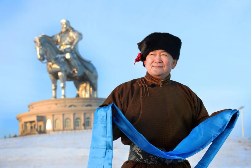 Монгол Улсын Ерөнхийлөгч Х.Баттулга Сар шинийн баярын мэндчилгээ дэвшүүллээ