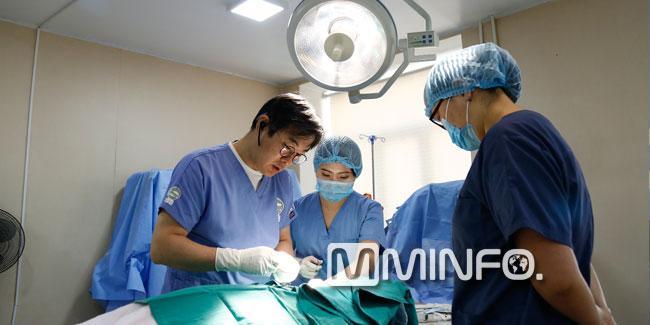 АШУҮИС-ийн нэгдсэн эмнэлэгт дурангийн бүх хагалгааг хийх боломжтой боллоо
