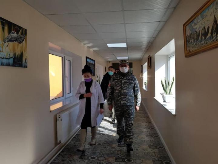 Фото мэдээ: БНСУ-аас ирэх иргэдийг тусгаарлах байртай танилцав