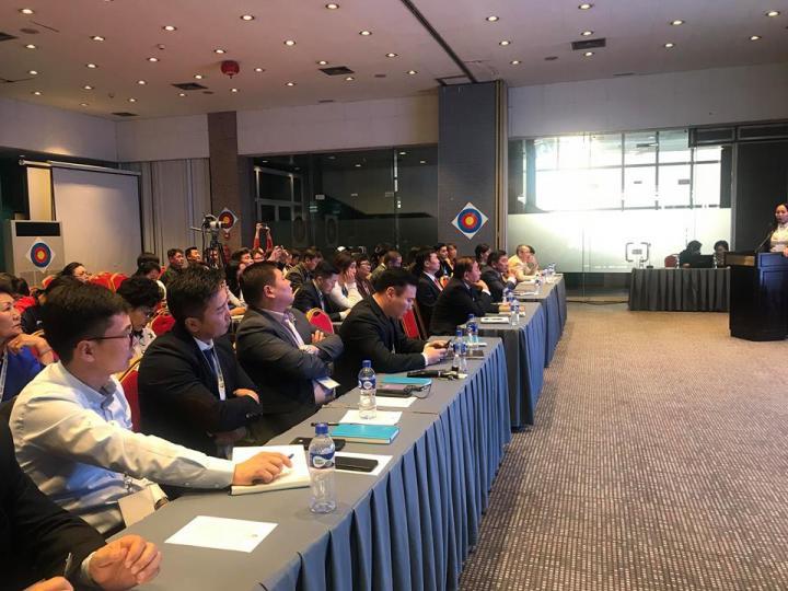 П.Цагааныг Монголын байт харвааны холбооны Ерөнхийлөгчөөр улируулан сонгожээ