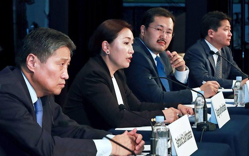 """""""Азийн Ирээдүй"""" ОУ-ын хуралд Монголбанкны тэргүүн дэд ерөнхийлөгч оролцлоо"""