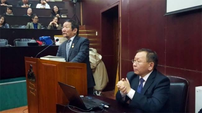 П.Цагаан ЮНЕСКО-гийн хүрээлэнгийн УЗ-ийн гишүүнээр улиран сонгогджээ