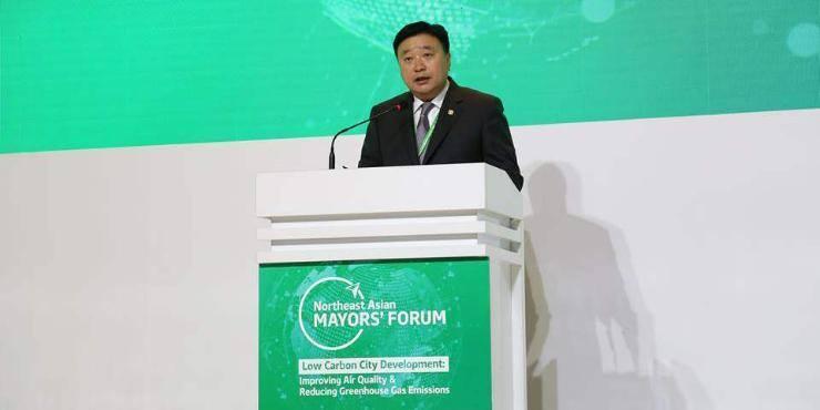 С.Батболд: Байгаль орчин, ногоон хөгжлийн салбарт зүүн хойд Азийн хотууд бодлогоо нэгтгэнэ