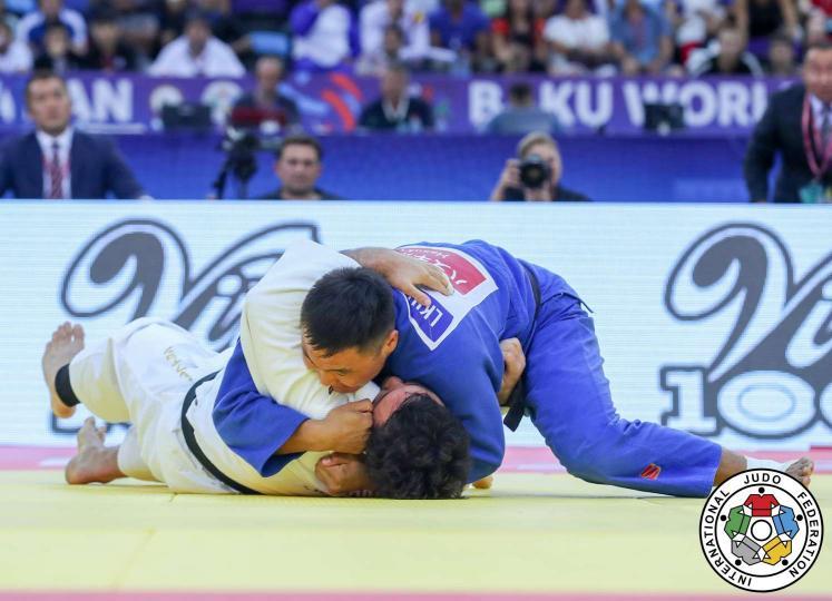 Л.Отгонбаатар Бакугаас хоёр дахь медалийг авчирлаа