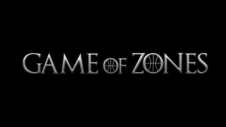 Game of Zones : Detroit Pistons