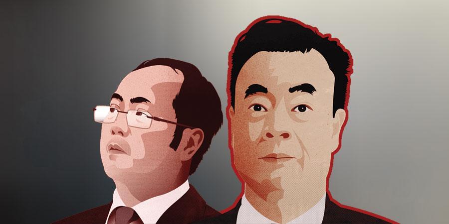 Хятадын тэрбумтнууд улс төрийн намд хандив өгч байсан гэв