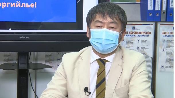 Д.Нямхүү: Дөрвөн оюутан эдгэрч эмнэлгээс гарч дараагийн шатанд шилжлээ