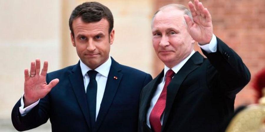 ОХУ, Франц терроризмын эсрэг хамтарна