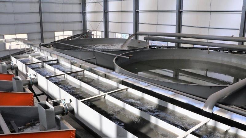 Говьсүмбэр аймаг нүүрс угаах үйлдвэрийн үйл ажиллааг туршилтаар эхлүүллээ