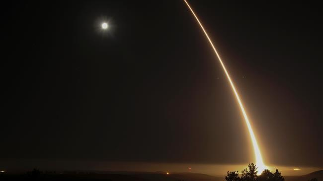 АНУ тив алгасагч пуужин туршлаа