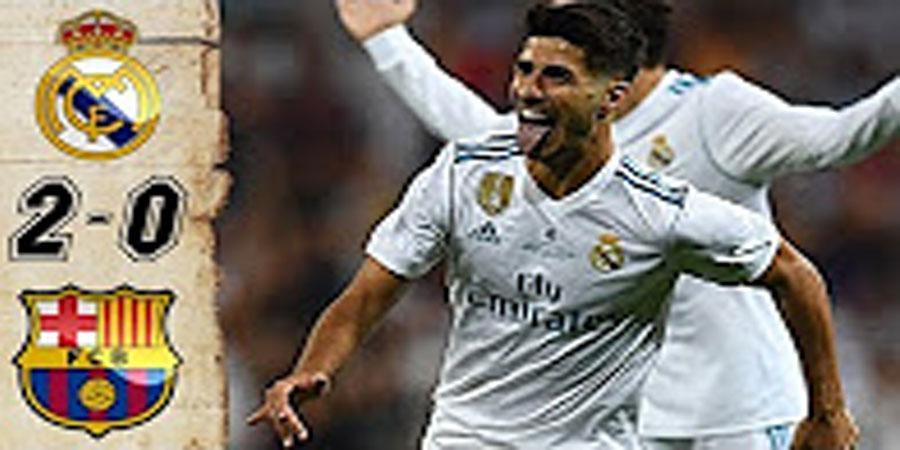 Реал Мадрид vs Барселона 2-0 /Испанийн супер цом/