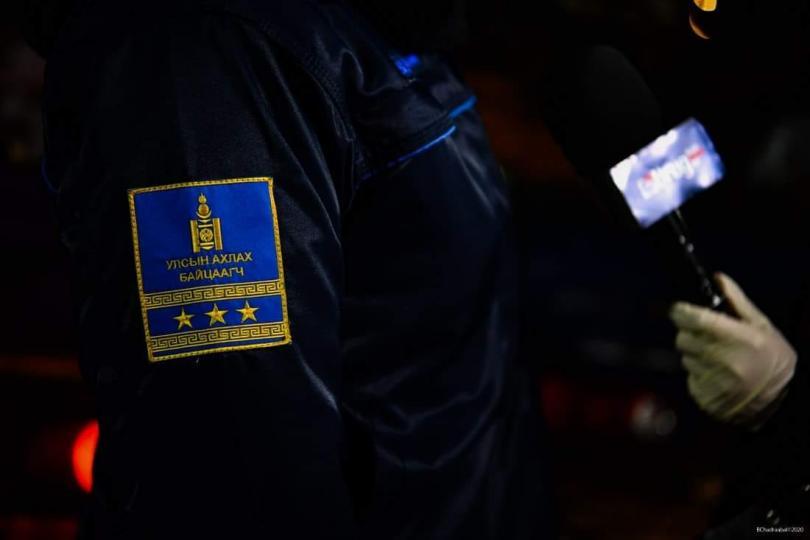 ШӨХТГ-ын дарга Б.Бат-Эрдэнэ: Улсын байцаагчийг ална гэж Автирк барин дайрсан хэрэг гарлаа