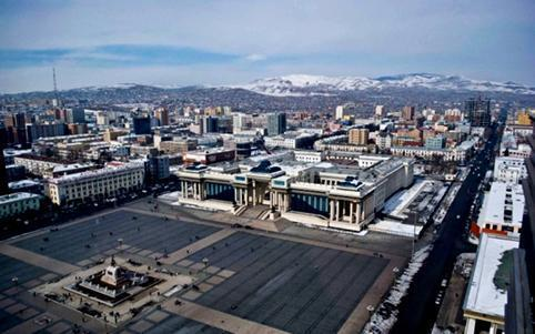 Өнөөдөр Улаанбаатарт 1 градусын дулаан байна
