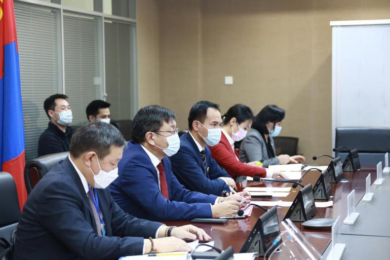 Монгол, Хятадын засгийн газар хоорондын комиссын ээлжит хуралдааныг зохион байгууллаа