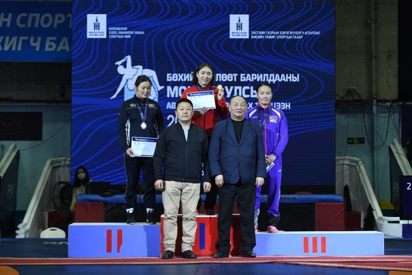 """С.Батцэцэг """"Токио-2020"""" олимпийн наадамд оролцох эрхээ баталгаажууллаа"""