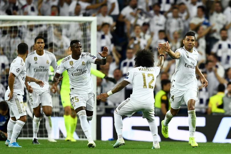 """""""Реал Мадрид"""" тэнцлээ"""