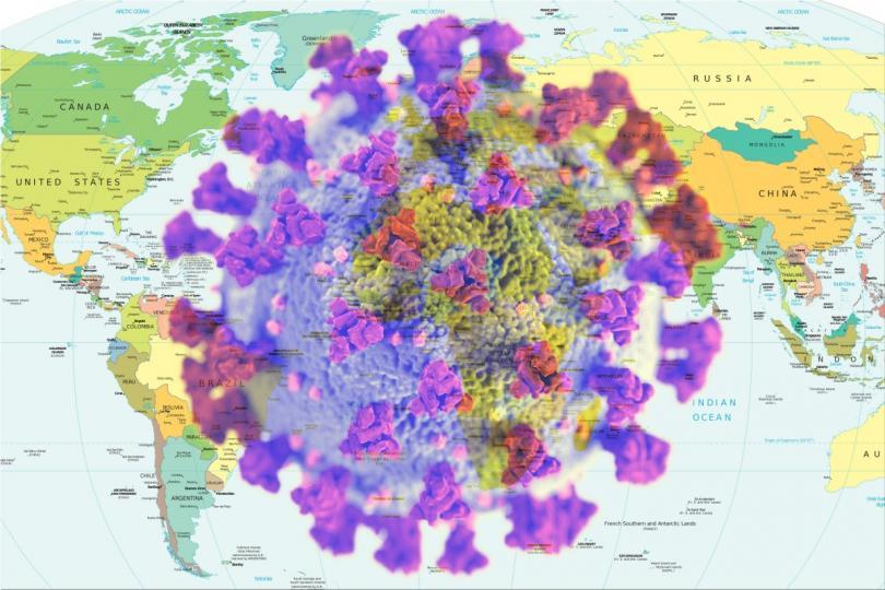 Коронавирусийн халдвар авсан хүний нийт тоо 5 саяыг давлаа