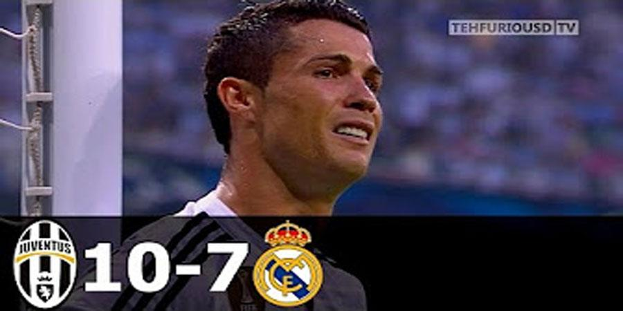 Реал Мадрид vs Ювентус /2008-2015/
