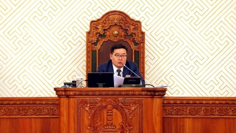 Г.Занданшатар: Үндсэн хуулийн өөрчлөлтийг хаврын чуулганаар хэлэлцэж, батална