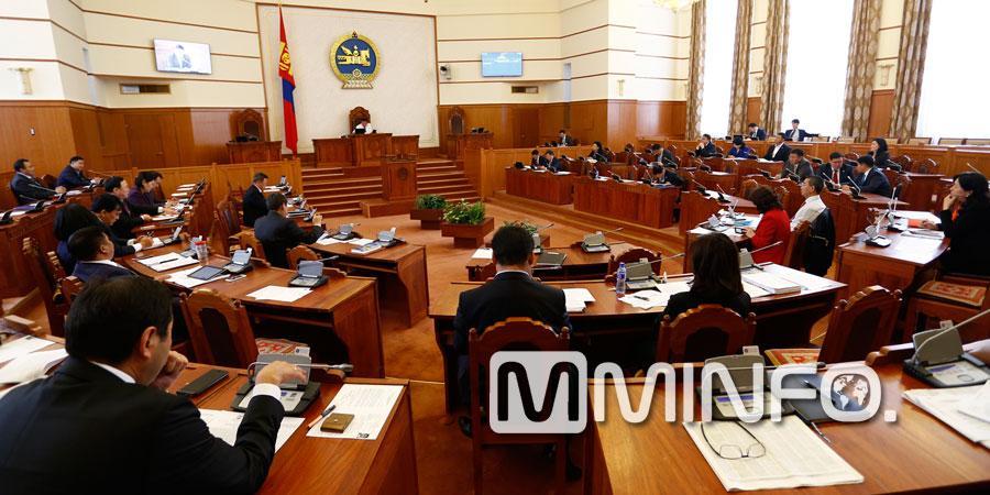 Монголбанкны хяналтын зөвлөлийн дарга, гишүүдийг чөлөөлөх, томилох асуудлыг хэлэлцлээ