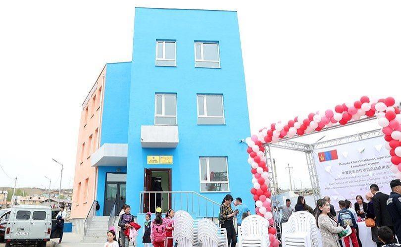 Баянзүрх дүүрэгт 50 ортой хүүхдийн эмнэлэг ашиглалтад орлоо