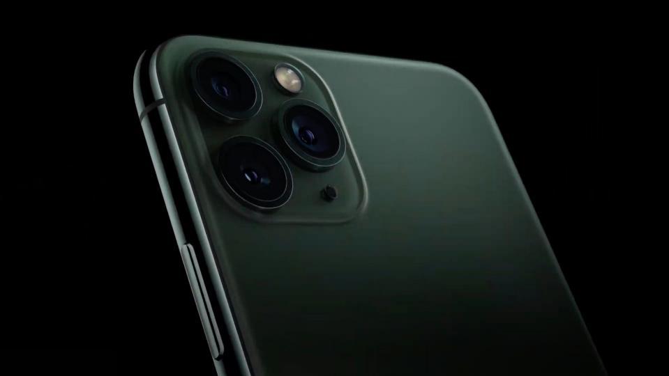 iPhone 11 Pro Max  гар утасыг танилцууллаа
