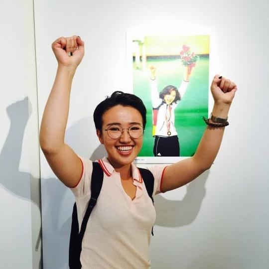 """""""Токио 2020"""" Олимпийн наадмын анхны эрхийг Ц.Анударь авлаа"""