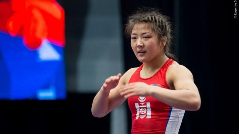 Монголын хоёр дахь алтан медалийг П.Орхон авчирлаа
