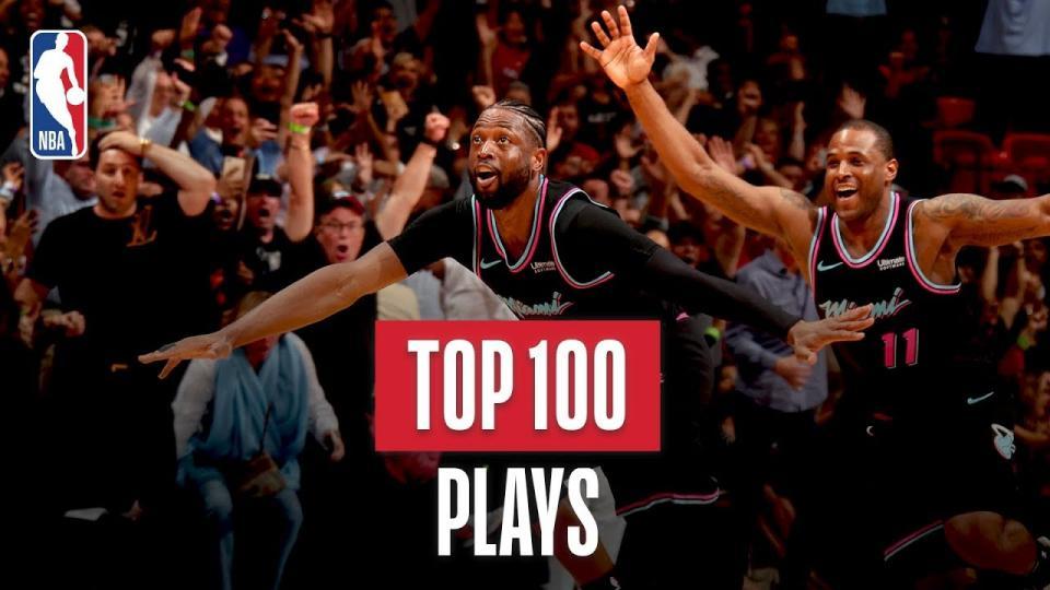 NBA-ын өнгөрсөн улиралын шилдэг 100 тоглогч (2018-19)
