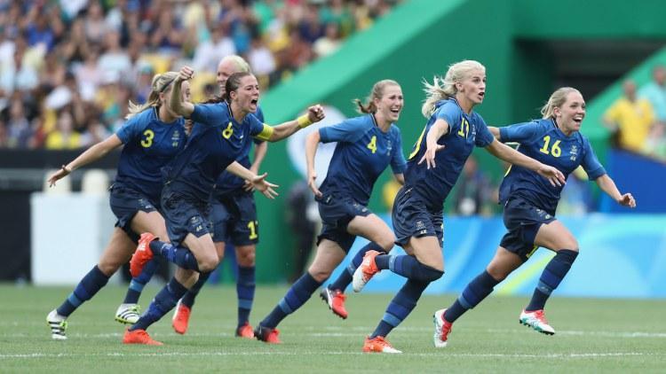 Германы хөлбөмбөгийн эмэгтэй баг анх удаа Олимпийн наадамд түрүүллээ