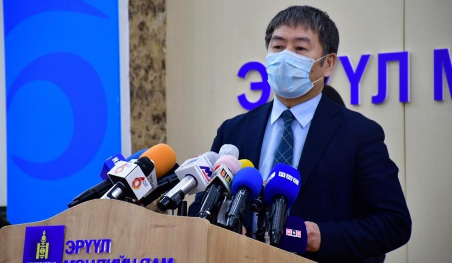 Д.Нямхүү: 21 хүн эдгэрч, 1 хүний давтан шинжилгээгээр коронавирус илэрлээ