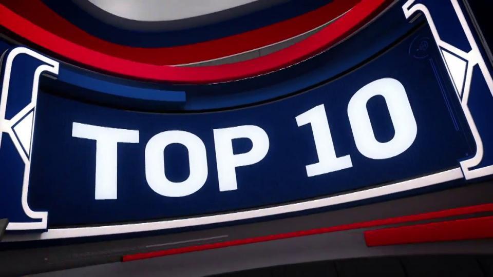 NBA-ын өнөөдрийн шилдэг 10 (17-12-31)