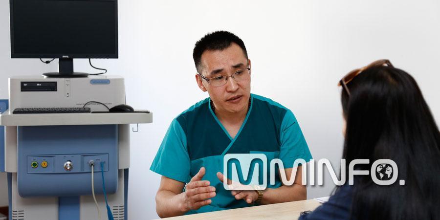Н.Өлзийбаяр: Түрүү булчирхайн томролыг 70-80 хувь эмчлэх боломжтой болсон