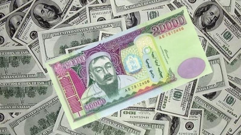 Гадаад валютын ханш суларч, төгрөг чангарч байна