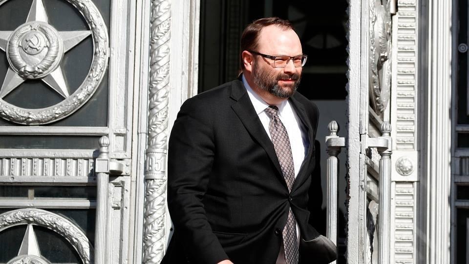 Канадын дипломат албаны дөрвөн ажилтан Оросоос хөөгджээ