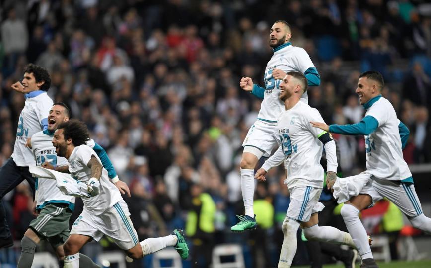 Реал Мадрид аваргын төлөө шалгарч үлдлээ
