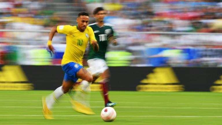 Бразил шөвгийн наймд шалгарлаа