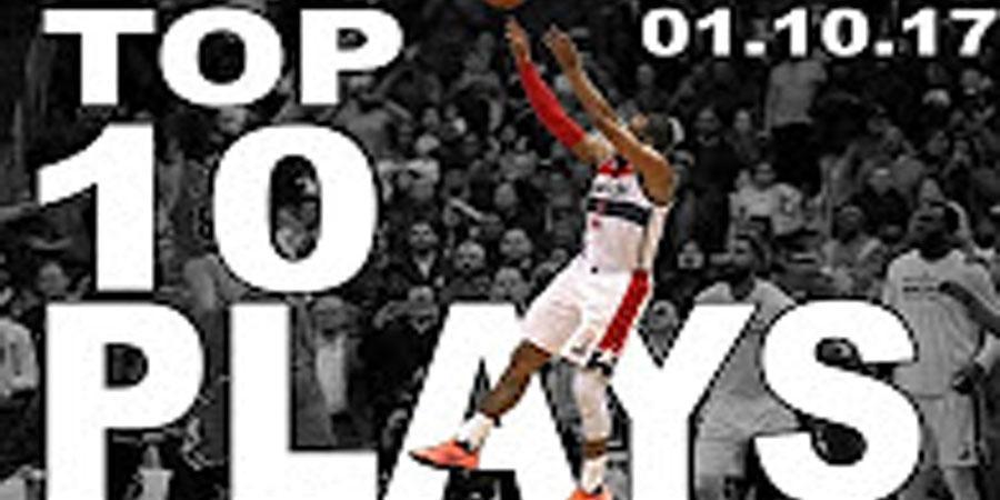 NBA-ын өнөөдрийн шилдэг 10 (17.01.11)