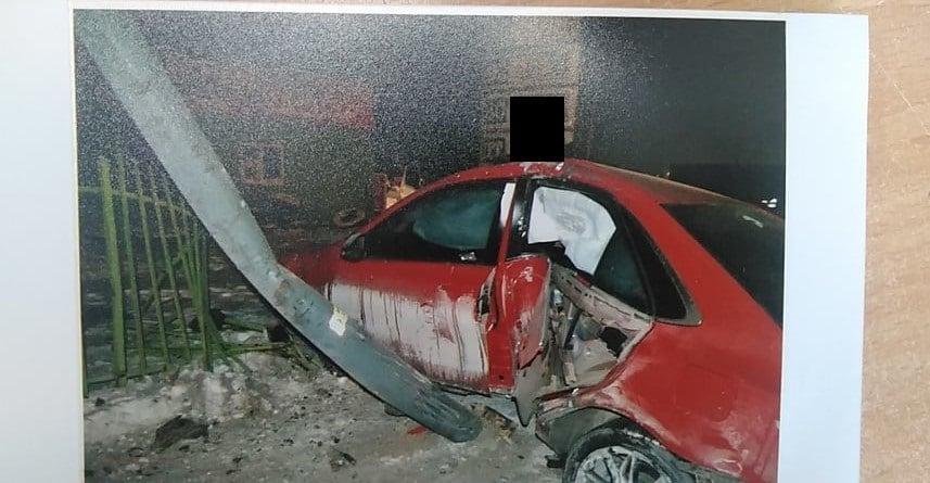 Өнгөрсөн шөнө зам тээврийн осол гарсан байна